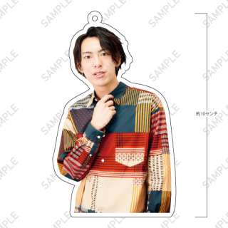 <img class='new_mark_img1' src='https://img.shop-pro.jp/img/new/icons29.gif' style='border:none;display:inline;margin:0px;padding:0px;width:auto;' />北園涼 アクリルキーホルダー Limited Edition2