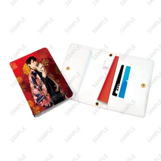 【通販限定】「BLOOD-CLUB DOLLS2」藍刃パスポートケース(北園涼)
