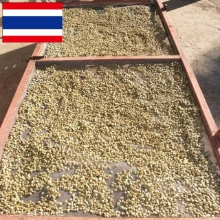 チェンマイ・ラミノコーヒー タイ原産アラビカコーヒー生豆1kg