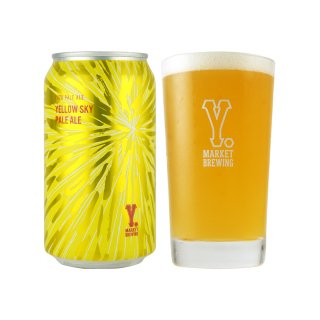 Y.MARKET Yellow Sky Pale Ale イエロースカイペールエール