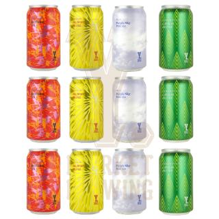 Y.MARKET定番ビール詰め合わせ宅飲みセット 4種各3缶 12缶