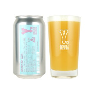 Y.MARKET Creamy Hop Juice クリーミーホップジュース<img class='new_mark_img2' src='https://img.shop-pro.jp/img/new/icons1.gif' style='border:none;display:inline;margin:0px;padding:0px;width:auto;' />