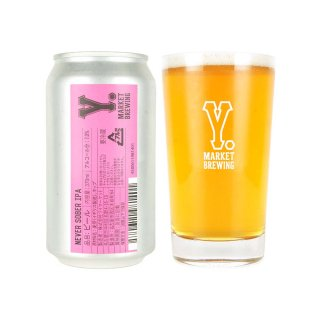 Y.MARKET Never Sober IPA -ネバーソバ—IPA-<img class='new_mark_img2' src='https://img.shop-pro.jp/img/new/icons1.gif' style='border:none;display:inline;margin:0px;padding:0px;width:auto;' />