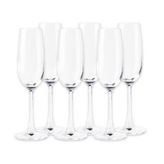 ワイングラスセット ポラリス フルートシャンパーニュ 6脚