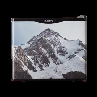 石川直樹 写真家 「K2 from the base camp / 2015」 17リットル小型冷蔵庫