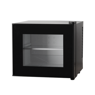 10リットル型コスメ用ディスプレイ冷蔵庫 Peltism