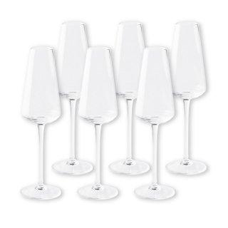 ワイングラスセット アンタレス フルートシャンパーニュ  6脚