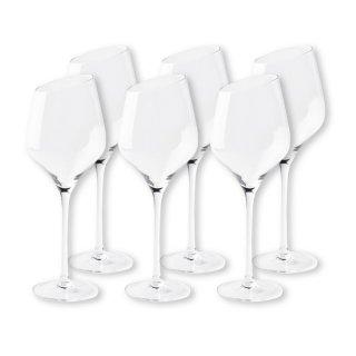 ワイングラスセット ミラ  ホワイトワイン 6脚