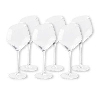 ワイングラスセット ミラ  レッドワイン 6脚