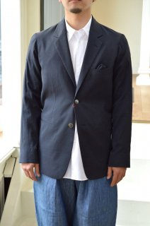 【セール50%オフ】SIDE SEAMLESS NOTCHED LAPEL 2B JACKET/191500*JK#GH*