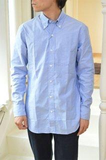 【ラスト1点セール40%オフ】メンズシャツ/ボタンダウンシャツ/63-01-74-01308*SL#MC*
