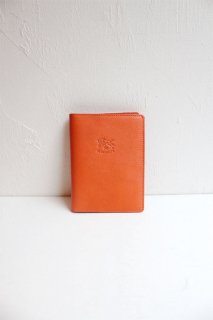 ポケット付きパスポートカバー/54172304190*BO#IB