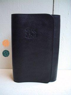 6穴2つボタン手帳(大)(2021年レフィル)/410961*GA#IB