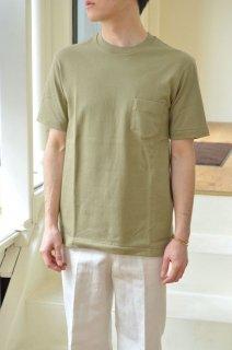 【セール30%オフ】度詰め吊り天竺丸胴Tシャツ/5118-21580*CS#GH*