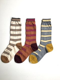 SELECTION OF THIN STRIPES ソックス/AM-194A*SO#IT*