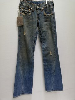 TRUE RELIGION USAデザインデニム/TRO480307*DM#US*