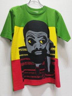 DAFFTD グリーンTシャツ/35-0097*CS#US*