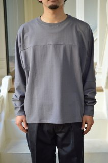 PRE for Graphpaper Oversized FTB L/S Tee/GM204-70232*CL#GH