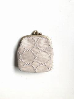 cuddle purse(カドルパース) がま口-tambourine- /YA7364 *BG#IT