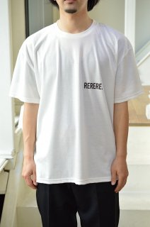 PRINT TEE - RE LOOP - / ST.257*CS#GH