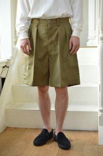 MAX CANVAS Cargo Shorts / 2101MCC*PT#GH