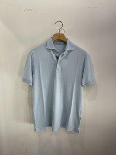 チルコロ 台衿付きシャツカラー半袖ポロシャツ ストレッチ/CN2990-952*PL#MC
