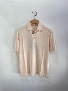 チルコロ 台衿付きシャツカラー半袖ポロシャツ ストレッチ/CN2990-964*PL#MC