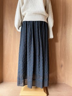 Embroidery Fabric Skirt /ES139*SK#IT
