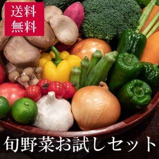 初回限定!【送料無料】和そだち旬野菜お試しセット