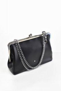 COET / GAMAGUCHI Chain BAG - BLACK