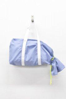sneeuw ナイロンドローバッグ - BLUE