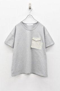 sneeuw / ポケットTシャツ GREY