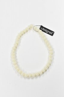 designsix / SEED NECKLACE / PEARL