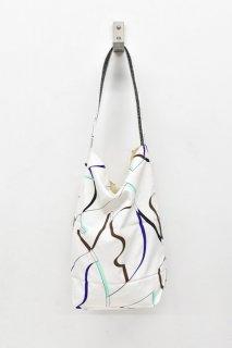 Tricote / CUT RIBBON TOTE BAG