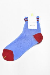 Tricote / DOUBLE MESH SOCKS