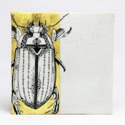虫(A) 飾皿|井上雅子