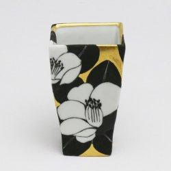 白い花(A) ぐい呑|井上雅子
