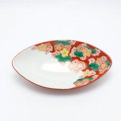 花木米 舟型皿|中川眞理子