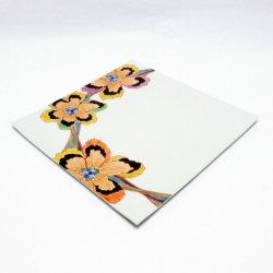 板皿(大) 凛花B|山下紫布