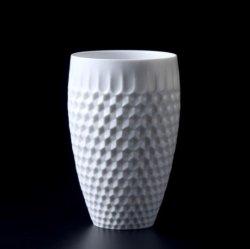 白透眼 ビアカップ|堀 貴春