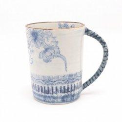 マグカップ(ロクロ) A|スズキ ヨウコ