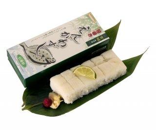 笹巻きえんがわ寿司