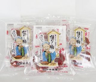 あきちゃんの種なし梅 60g×3袋