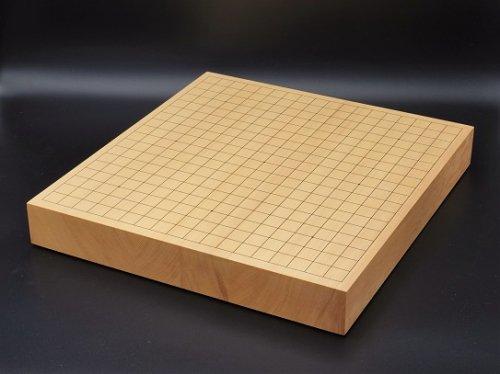 卓上碁盤 スプルース材 20号