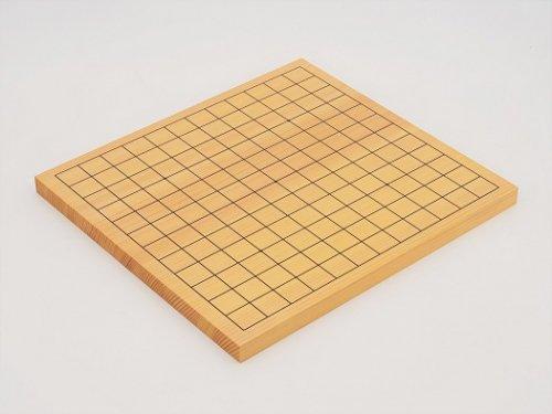 13路-9路両面碁盤 スプルース材