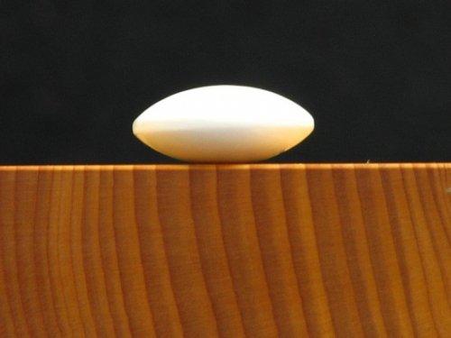 アウトレット  補充用本蛤碁石     メキシコ産の蛤貝 実用33号 1粒