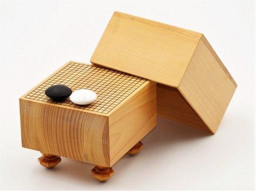 ひな碁盤(極小)榧覆付