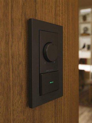 調光器 DP-39675 LED専用 ダークブラウン色 デザイン