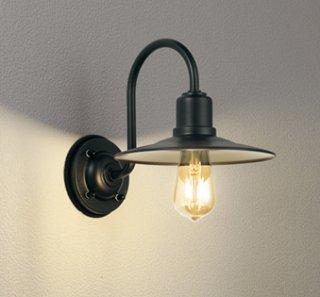 アウトドアライト OG254770LC LED 電球色 ステンレス黒