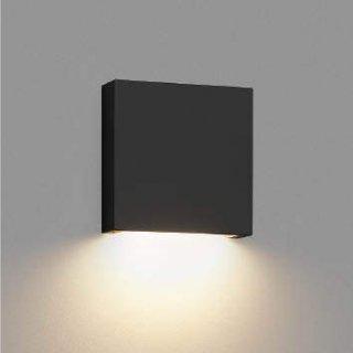アウトドアライト AU49071L LED 電球色 薄型 黒色